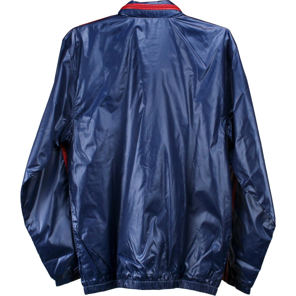 adidas Court  Athletic   Outerwear Blue Mens - Size XS