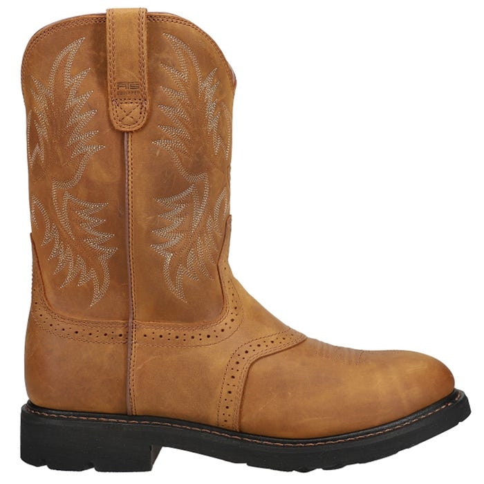Sierra Saddle Work Boot