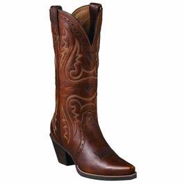 Heritage Snip Toe Western Boot
