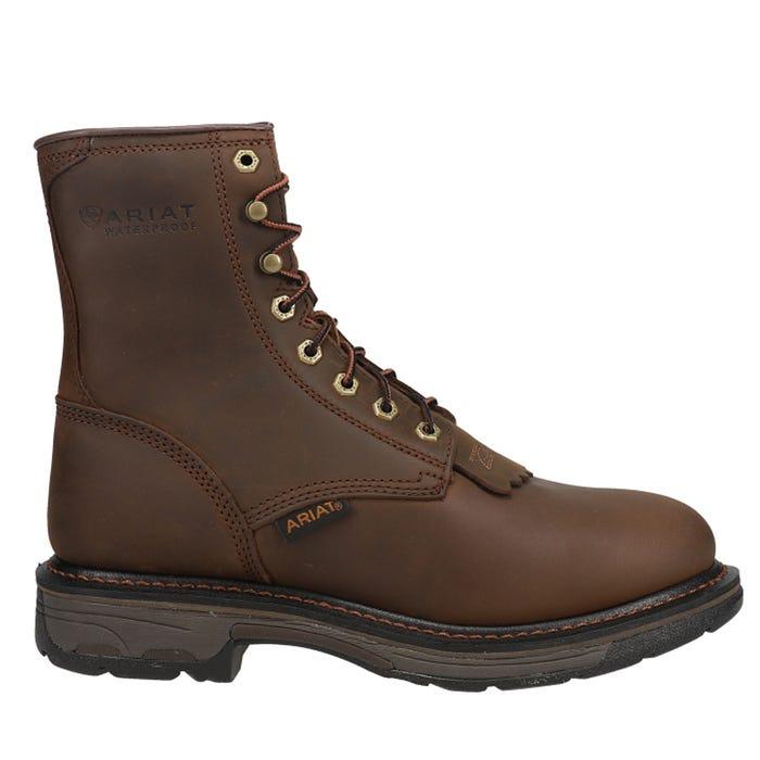 WorkHog 8 Inch Waterproof Work Boot