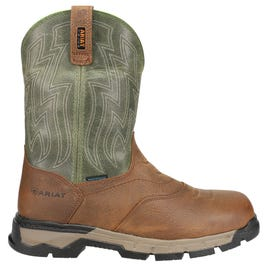 Rebar Flex Western Waterproof Work Boot