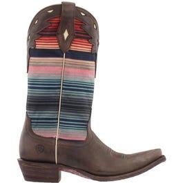 Circuit Serape Boot
