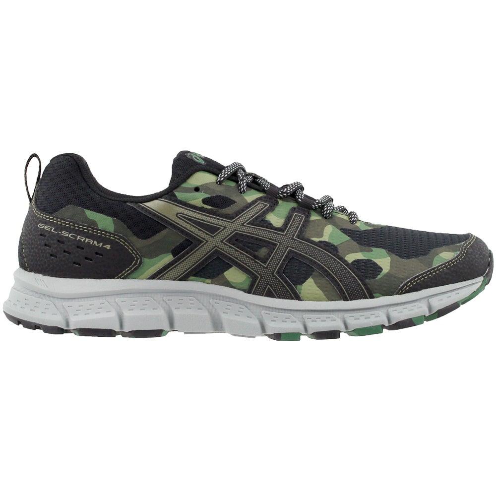 ASICS Gel-Scram 4 Running Shoes Black