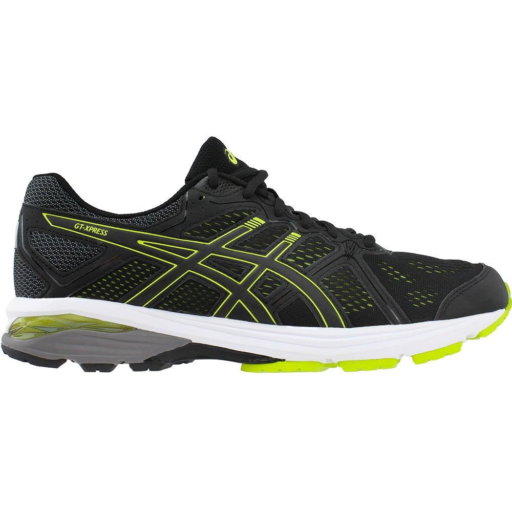 grand choix de 86d5c 7b752 Details about ASICS GT-Xpress Athletic Running Neutral Shoes - Black - Mens