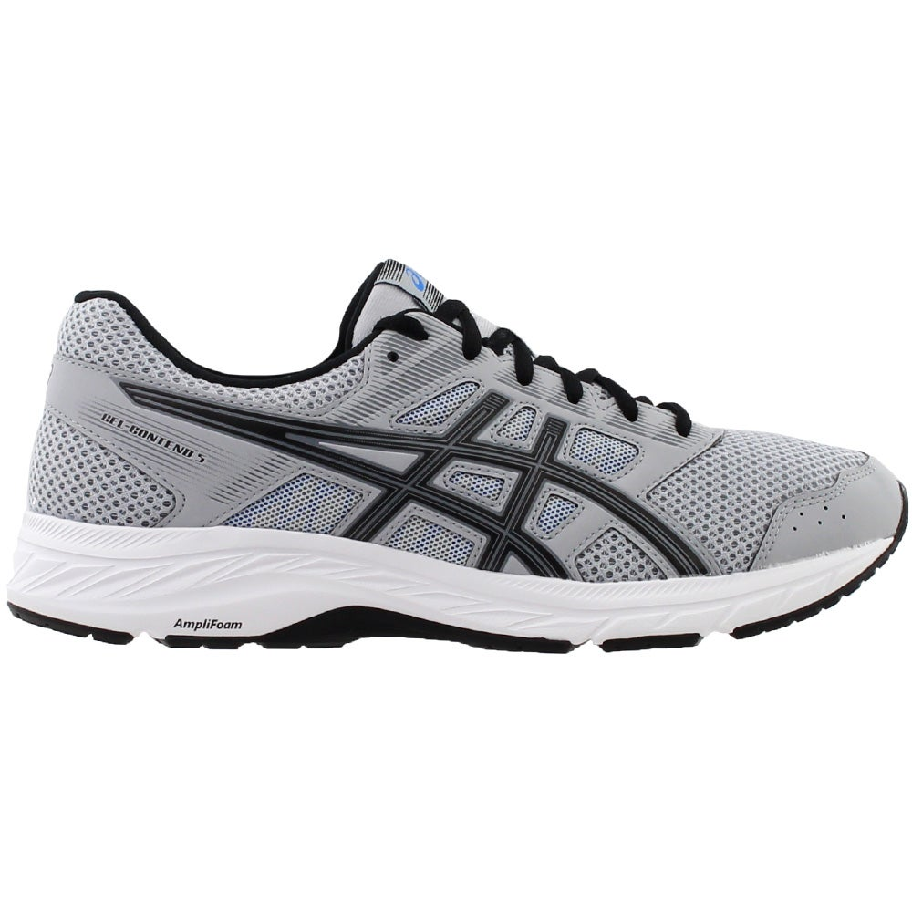 f599ed17255 Details about ASICS GEL-Contend 5 Running Shoes - Grey - Mens