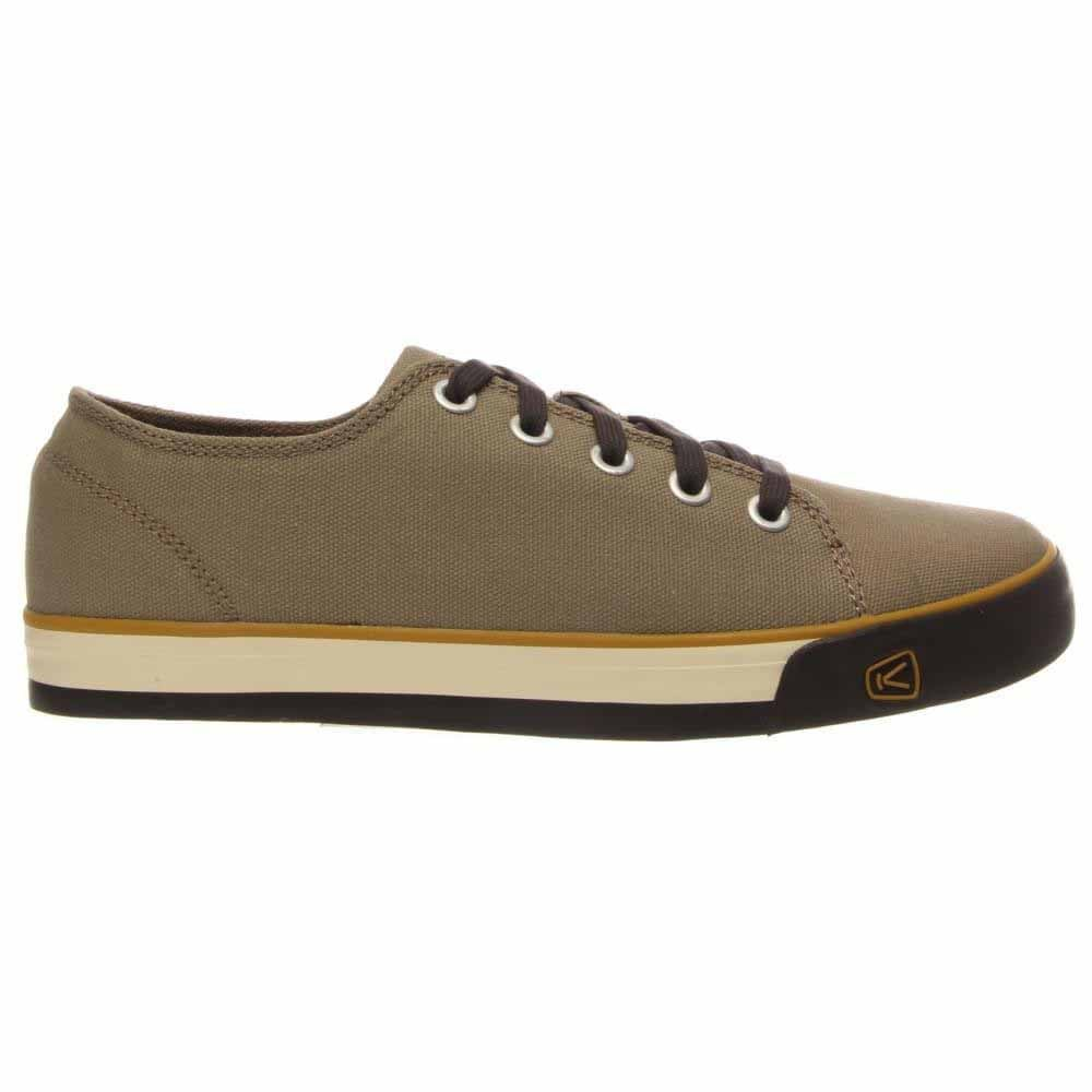 Image of Timmons Low Lace Canvas - Brown - Mens