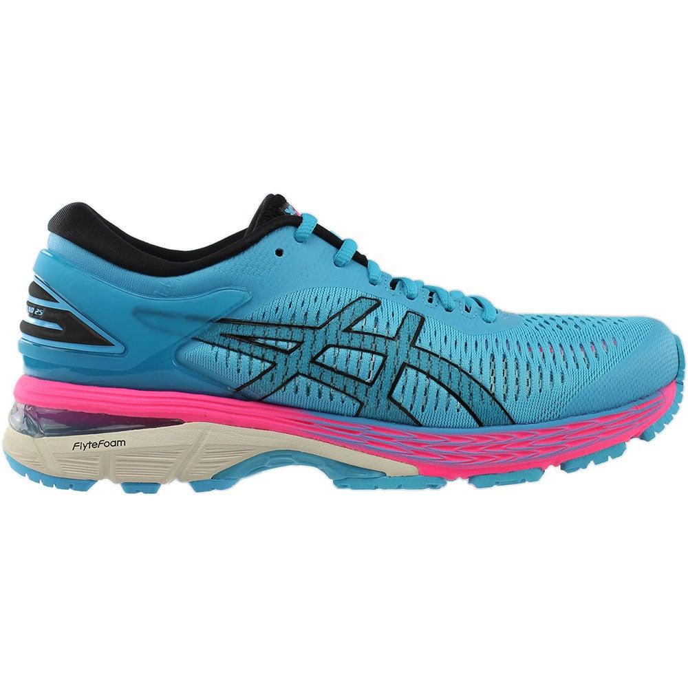 Women's Asics Gel-Kayano 25 Running Shoe, Size 7.5 B - Blue