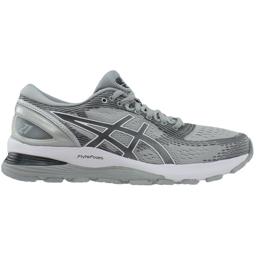 ASICS Gel-Nimbus 21 Running Shoes Grey