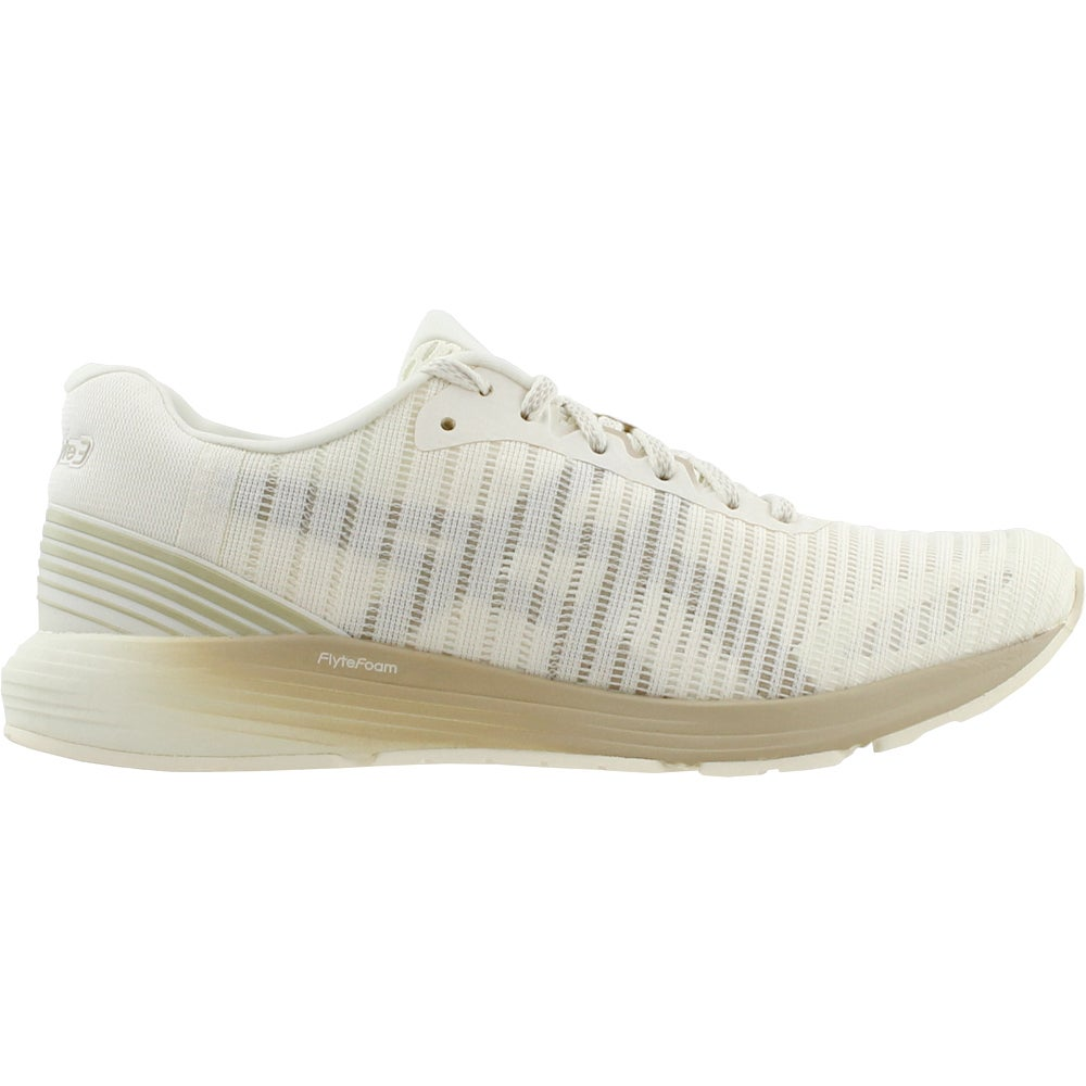 outlet store c0bf1 60b8e Details about ASICS Dynaflyte 3 Sound Running Shoes - Beige - Womens