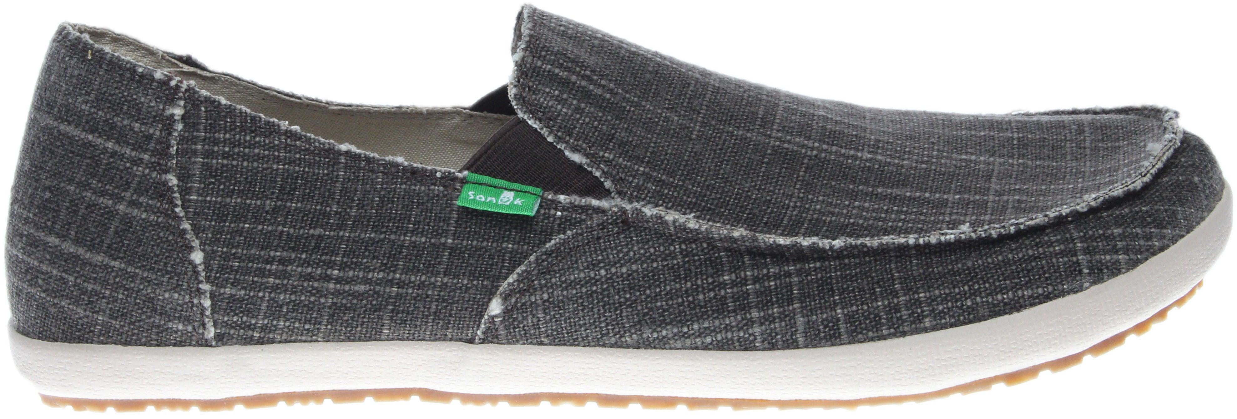 Zapatos casuales para hombre Rounder Hobo Slub Slip On 10 Brown 1015975 BhwrZ