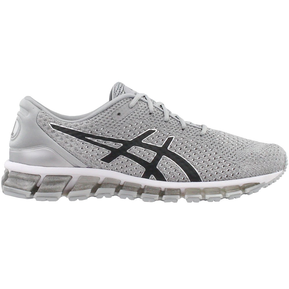 big sale 0f382 441d1 Details about ASICS Gel-Quantum 360 Knit Athletic Running Neutral Shoes  Silver - Mens - Size