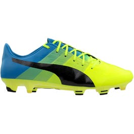 evoPOWER 1.3 Firm Ground Cleats