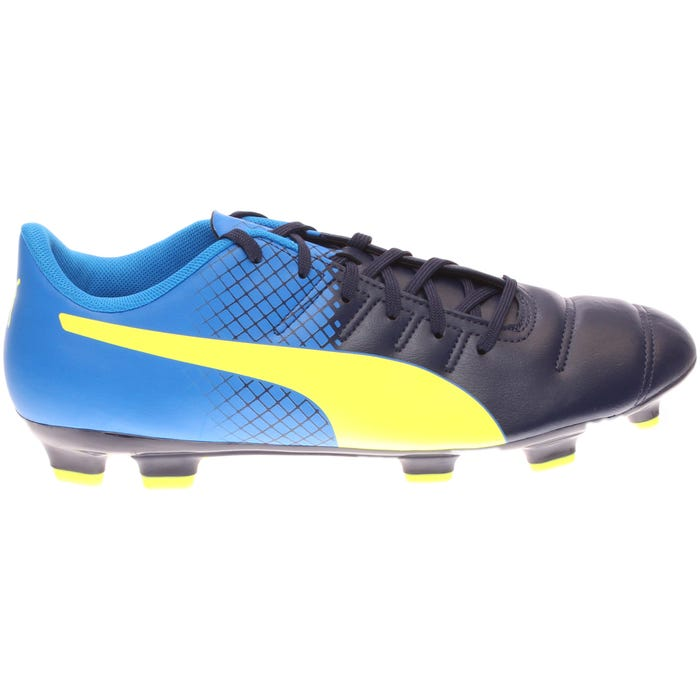 490d286cb Puma evoPOWER 4.3 FG Blue and get free shipping on orders more than  75