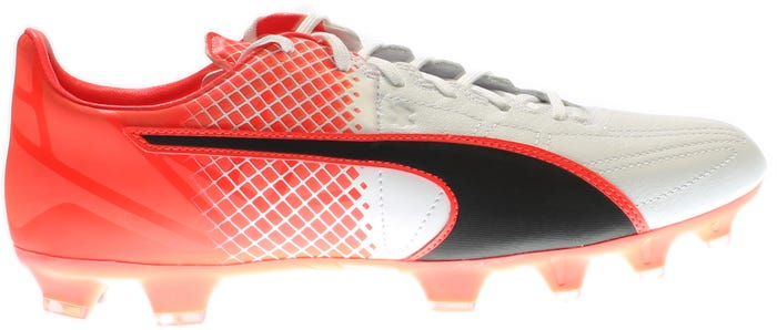 Puma evoSPEED 3.5 Leather FG red and get free shipping on orders more than   75 fa6255793565