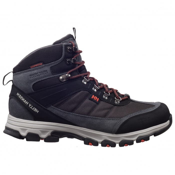 2dbe07be86 Helly Hansen Rapide Mid Mesh HT Black Hiking Boots and get free shipping on  orders more than $75