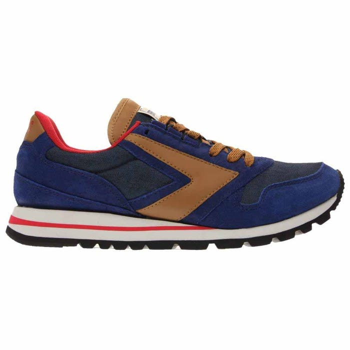 4b37fc35e3a Brooks Chariot Blue Retro Running Shoes and free shipping on orders ...