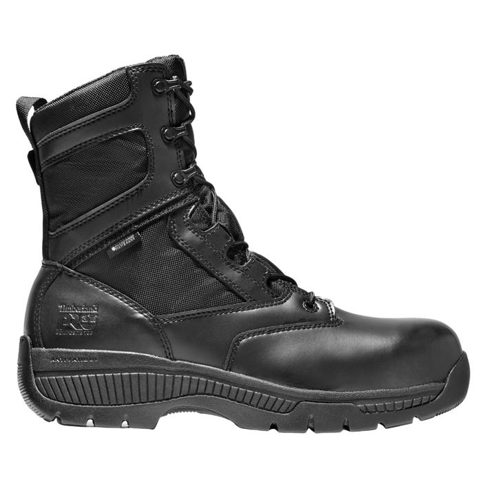 Valor Duty 8in Side-Zip Composite Toe Work Boot