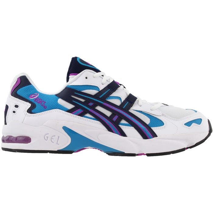 historisk endast inom  ASICS Gel-Kayano 5 OG Black, Multi, White Mens Lace Up Sneakers