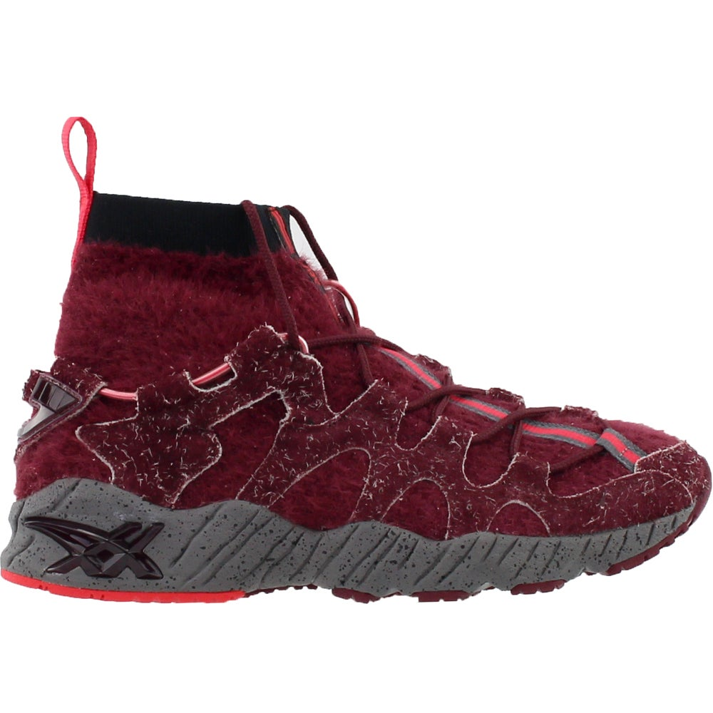 buy online a04b1 1c6bc Details about ASICS Gel-Mai Knit Mt Athletic Shoes - Red - Mens