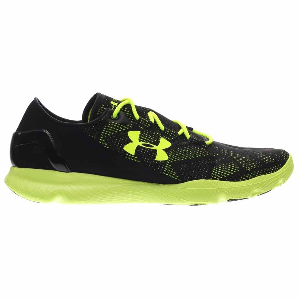 Under Armour SpeedForm Apollo Vent Black - Mens  - Size