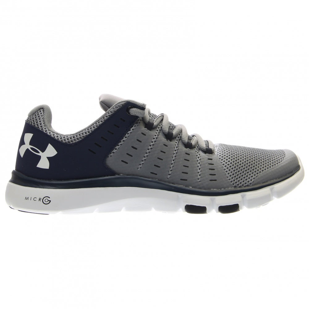 Under Armour Micro G Limitless 2 Team Grey - Mens  - Size