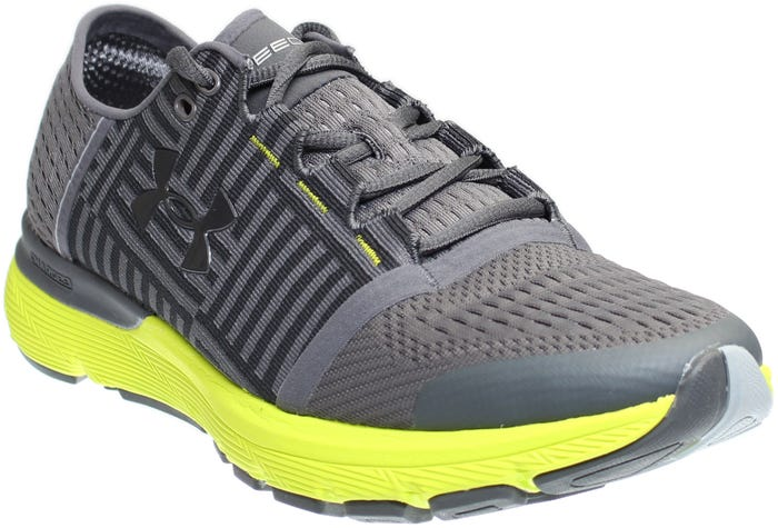Under Armour Speedform Gemini 3 grey running shoes and get free ... ac126cf993