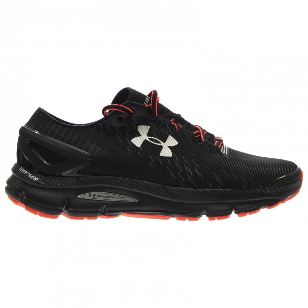 Under Armour SpeedForm Gemini 2.1 Black - Mens  - Size