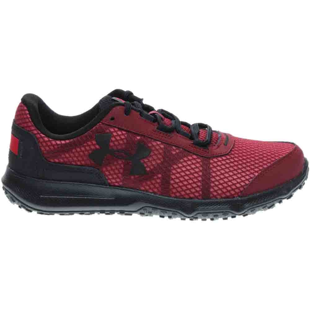 Under Armour  Toccoa Red - Mens  - Size 7