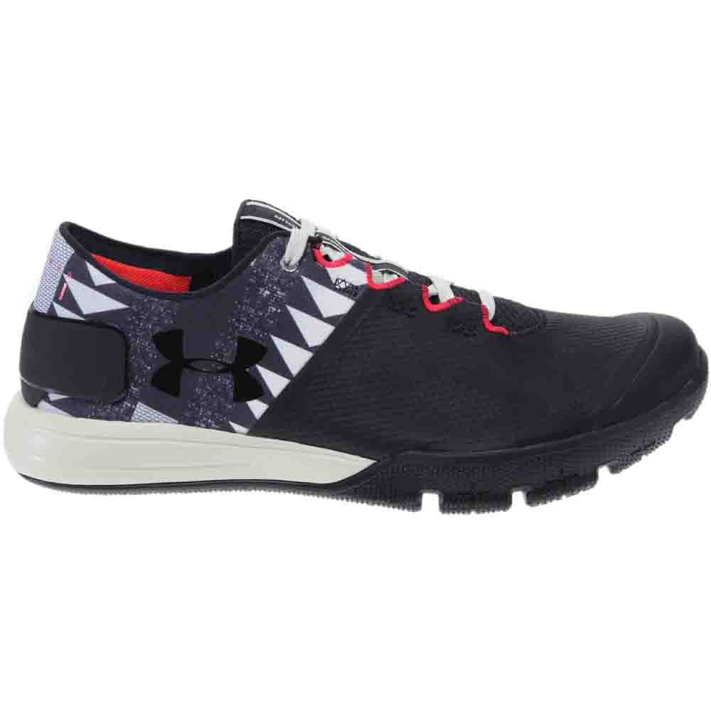 Under Armour Charged Ultimate 2.0 Ali Black - Mens  - Size