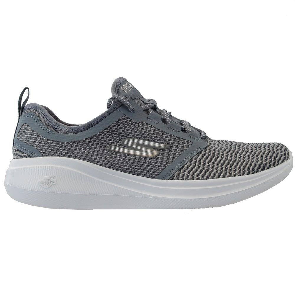 Skechers GO Run Fast Grey - Womens  - Size 9.5