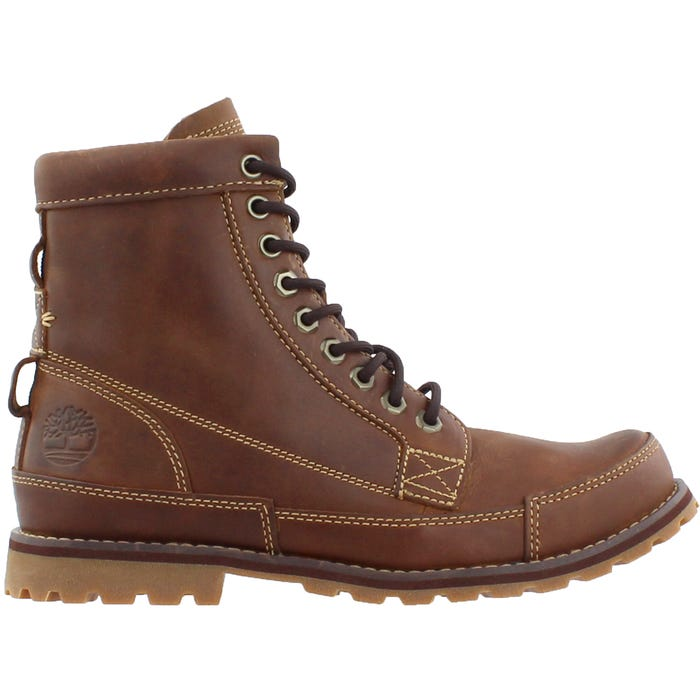 Timberland Earthkeepers Rugged Original Leather 6in Boot Brown Casual Shoes  and free shipping on orders more than  75 ee8504148f2e