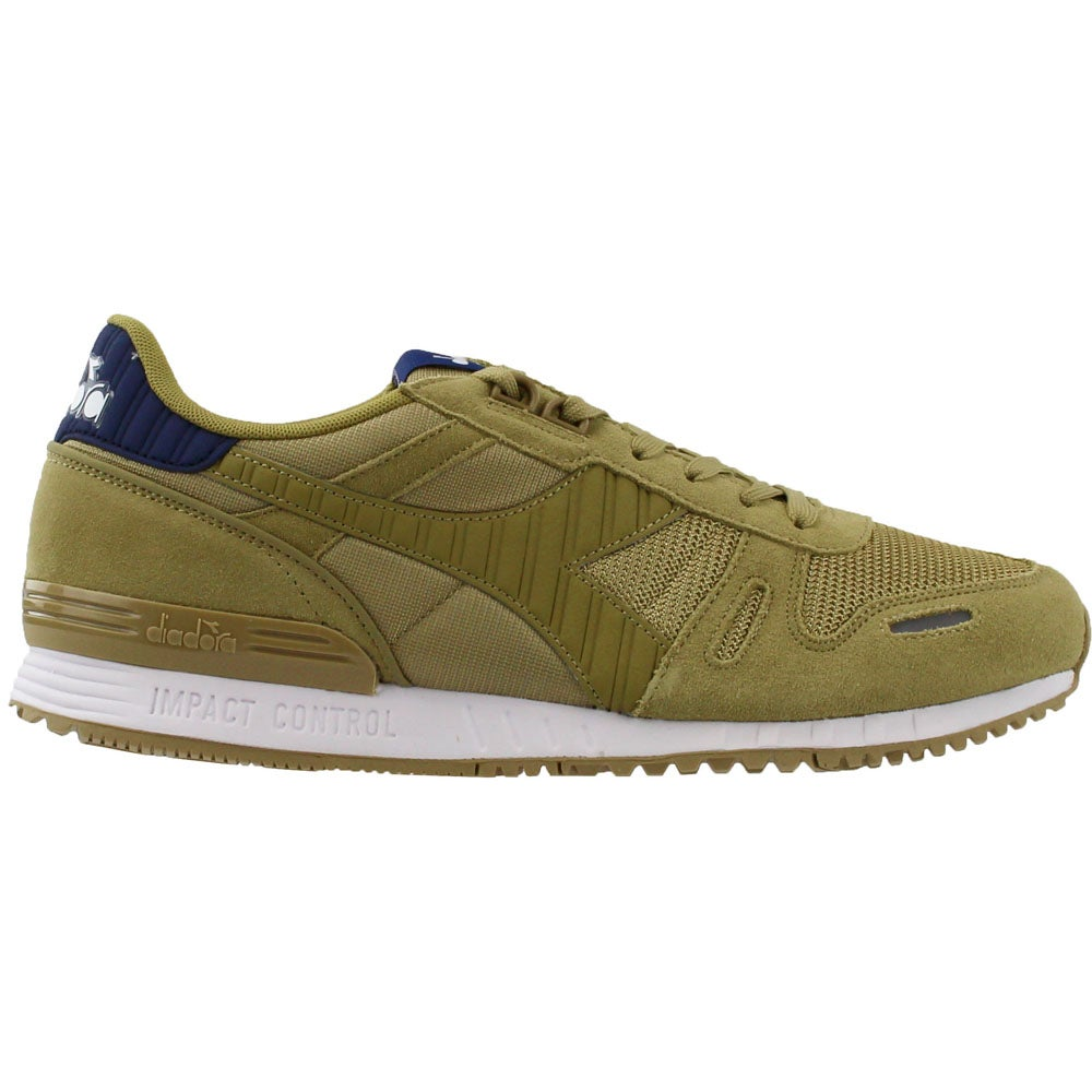27099843f Details about Diadora TITAN II Running Shoes Khaki - Mens