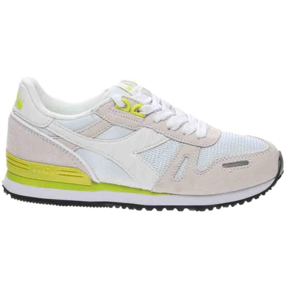 00a5021bd Details about Diadora Titan Ii Running Shoes - Green White - Womens