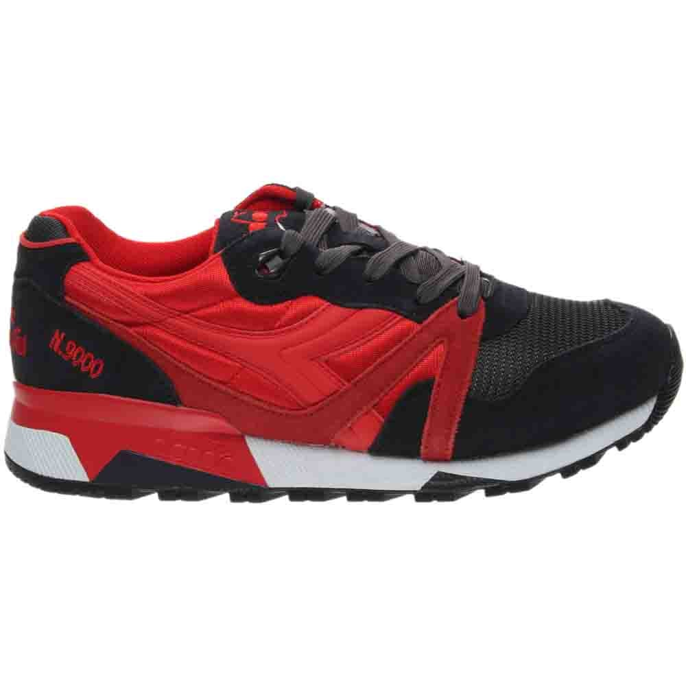 $129.99 Diadora Men N9000 NYL navy high rise Premium Fashion Sneakers