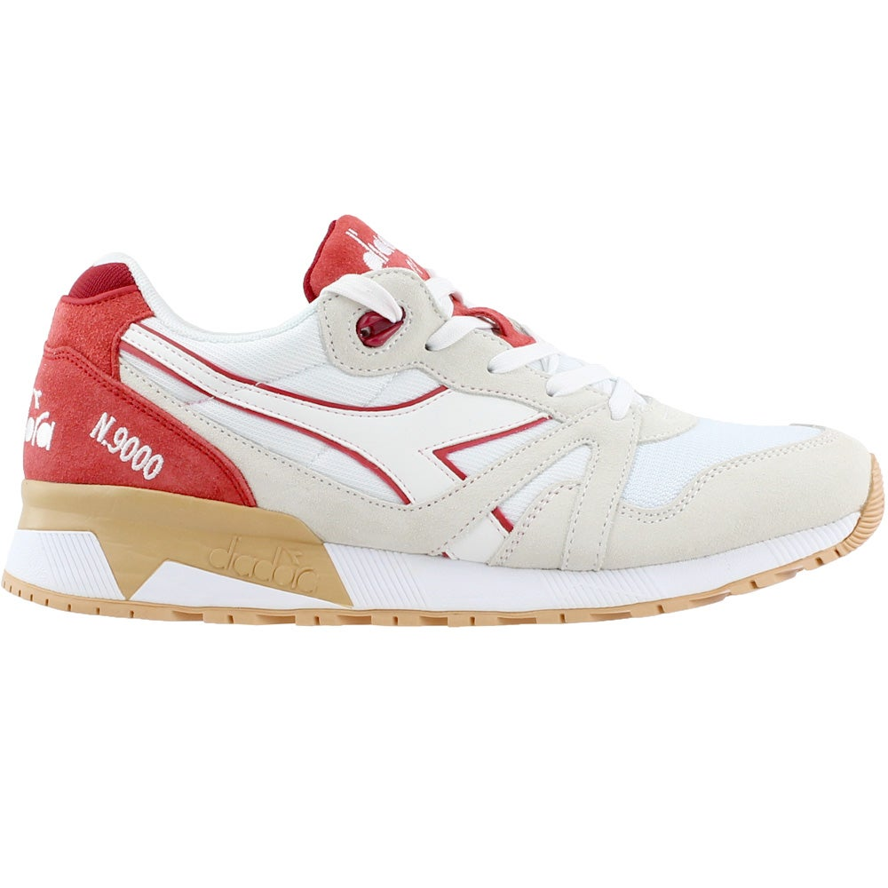 3e523a4bfd Details about Diadora N9000 III Running Shoes - White - Mens