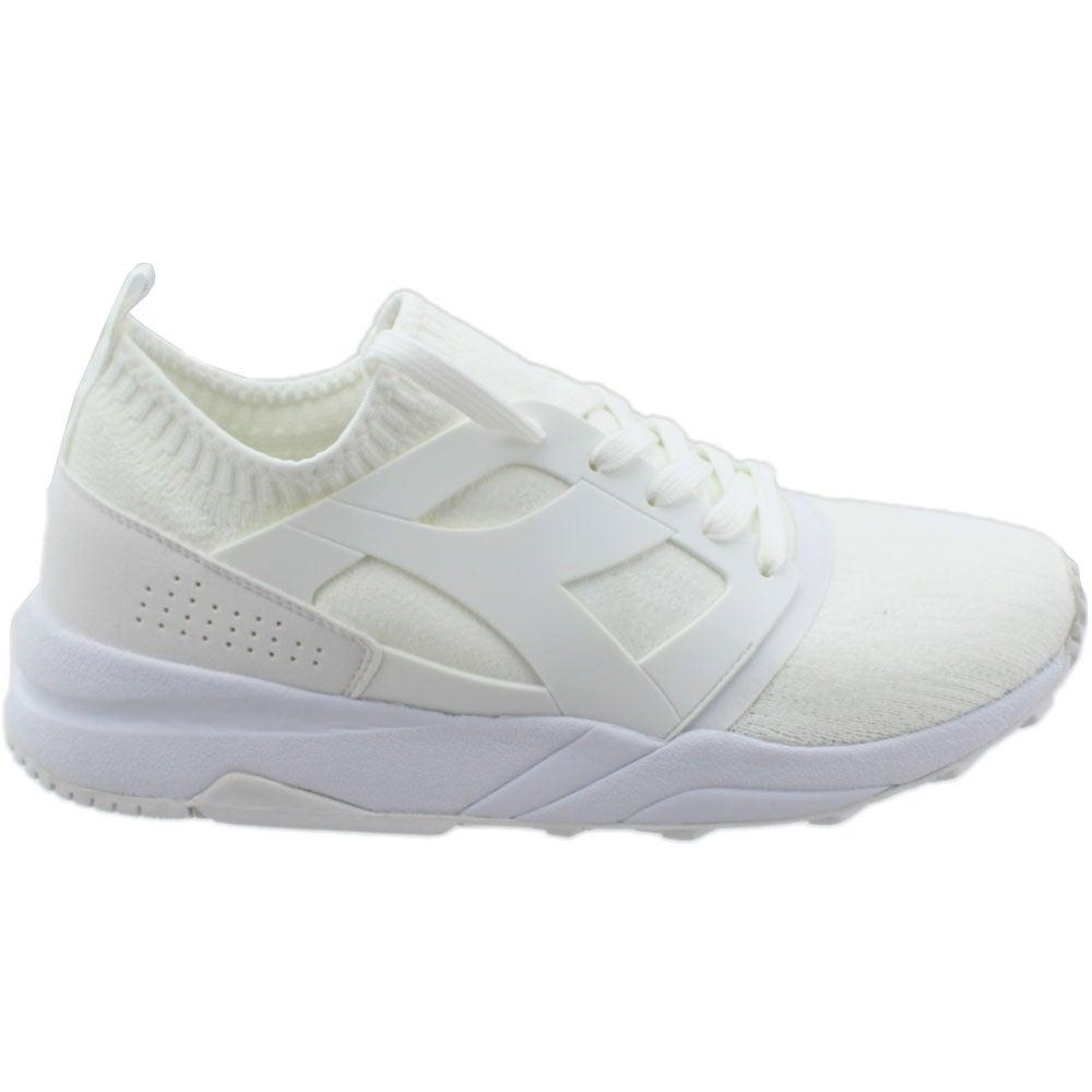 US 9.5 B Diadora Womens Speed Pro Evo Ag Tennis Shoes Grey//White//Violet M