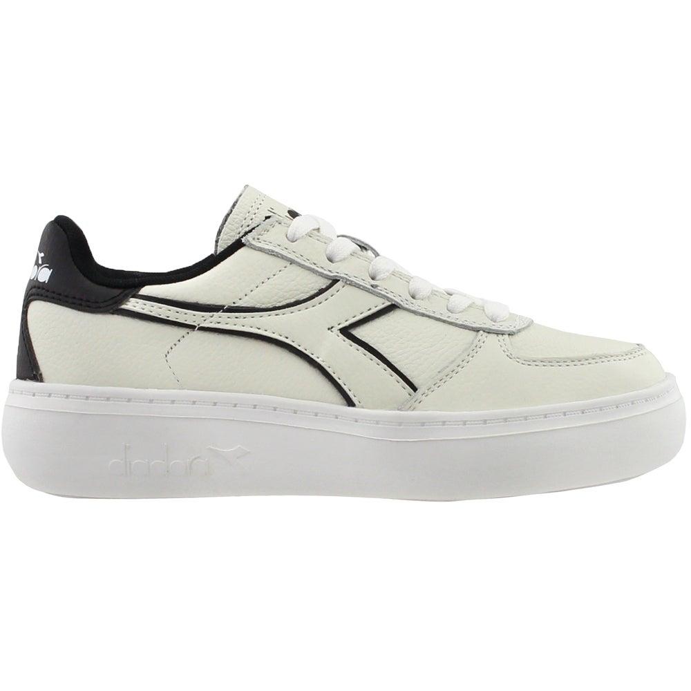 Diadora B.Elite Leather Wide White