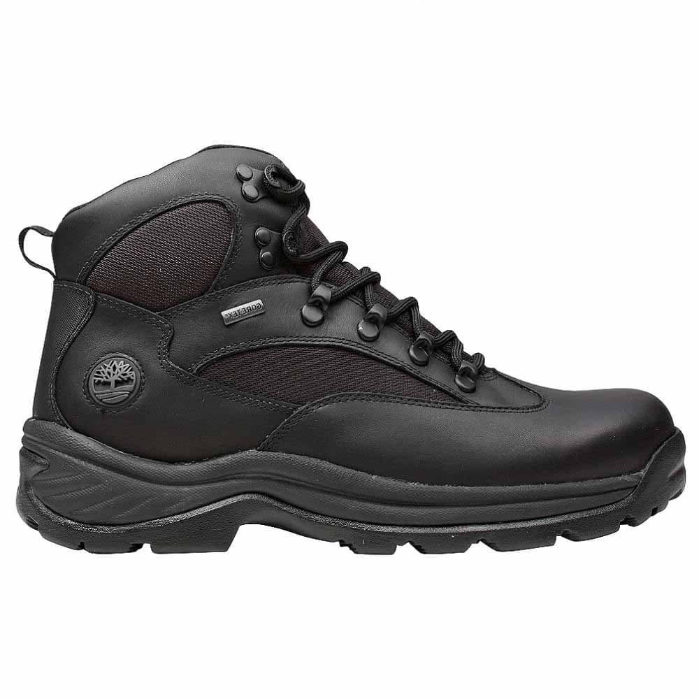 Consumir Montaña Kilauea Subdividir  Timberland Chocorua Trail Mid Boots Black Mens Hiker Boots