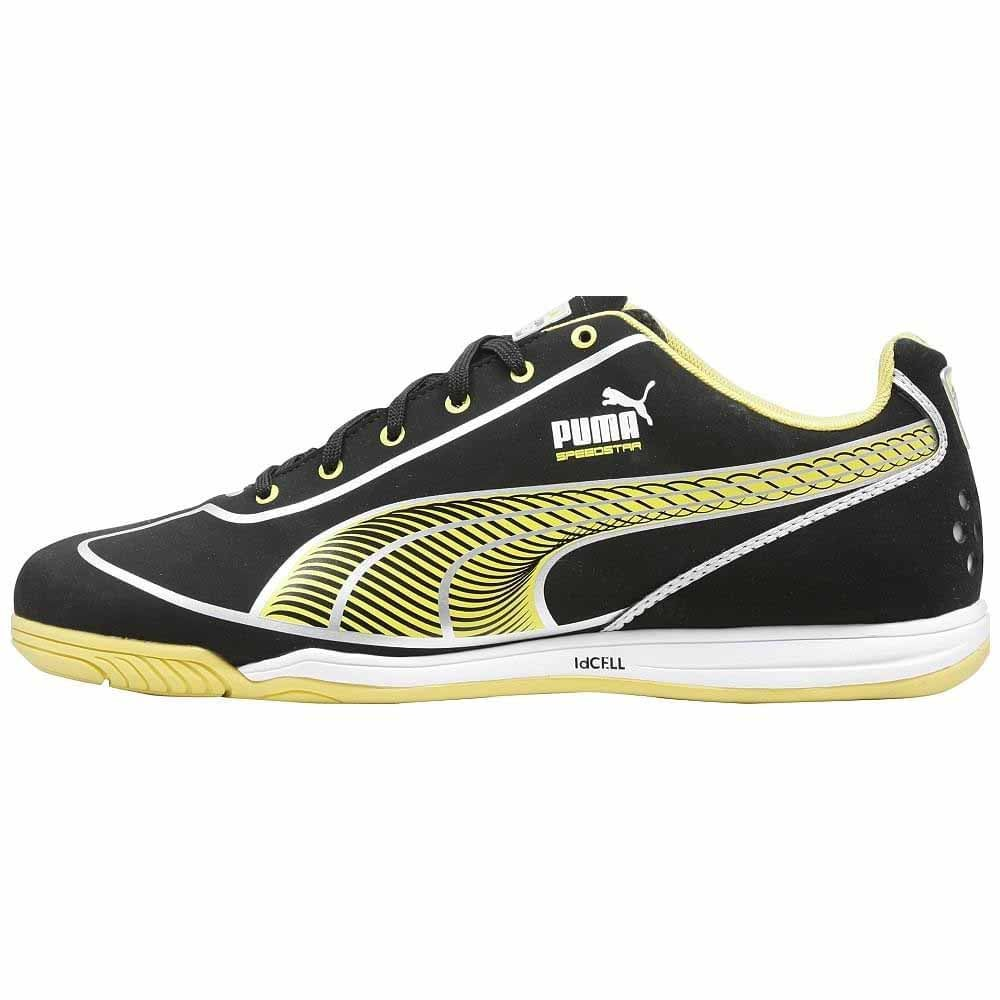 Puma Speed Star Indoor Trainers Black - Mens  - Size 11