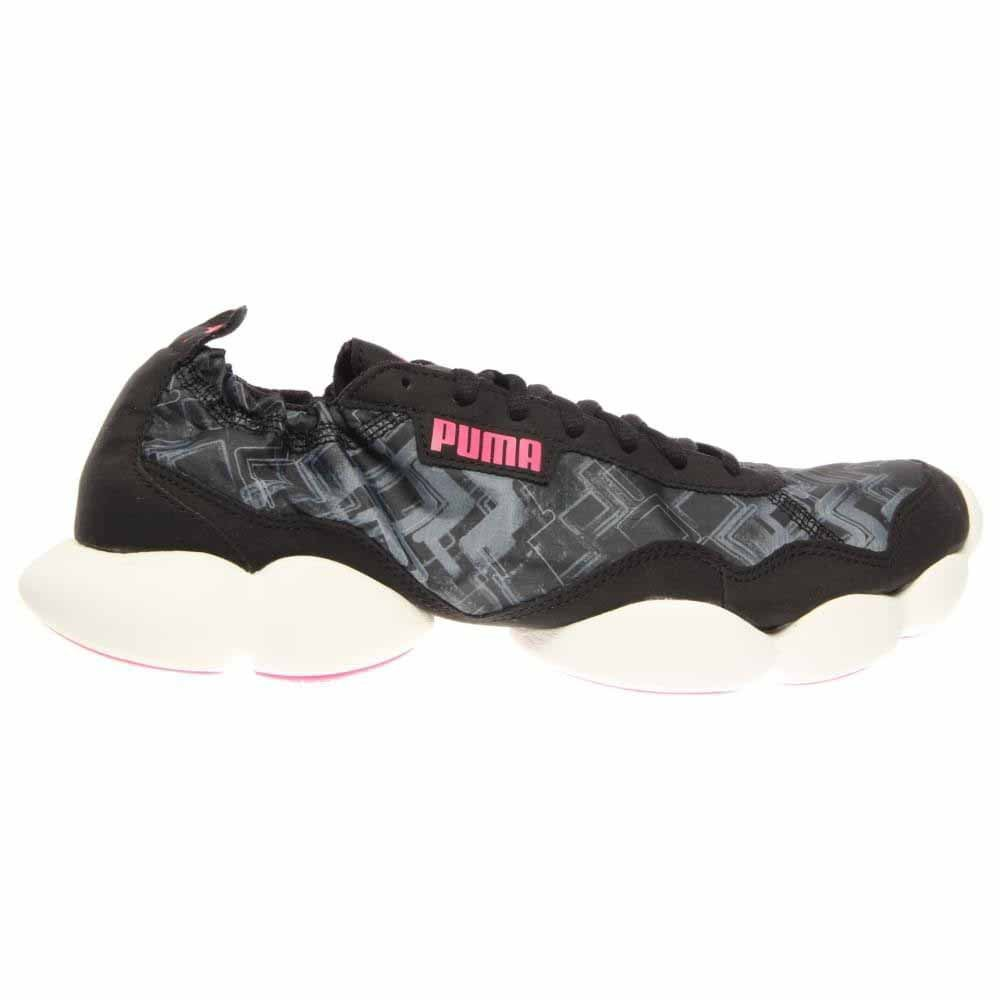 Puma Bubble XT Black;Pink - Womens  - Size 8.5