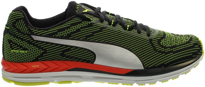 Puma Speed 600 S Ignite Black Performance Running Shoes and get free  shipping on orders more than  75 cbd298a60