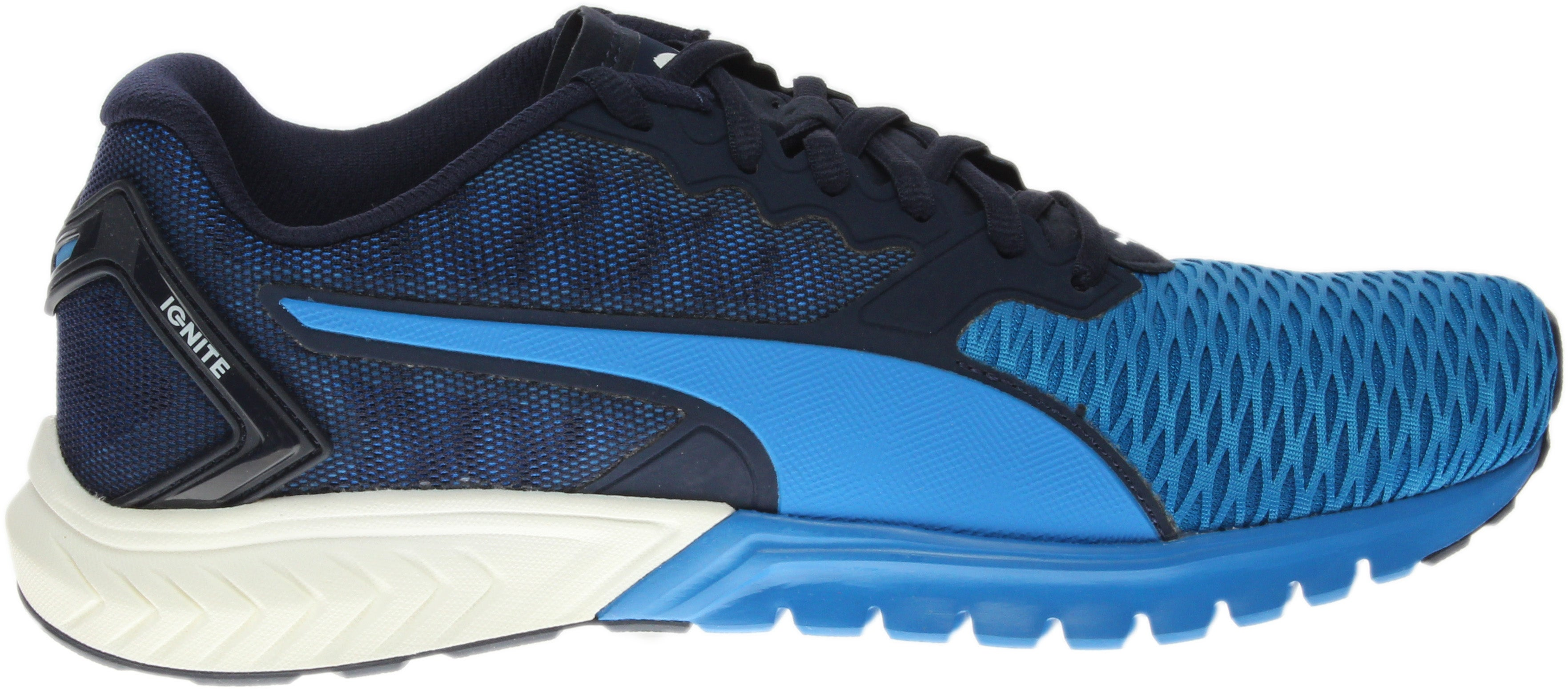 Puma Ignite Dual Blue - Mens  - Size