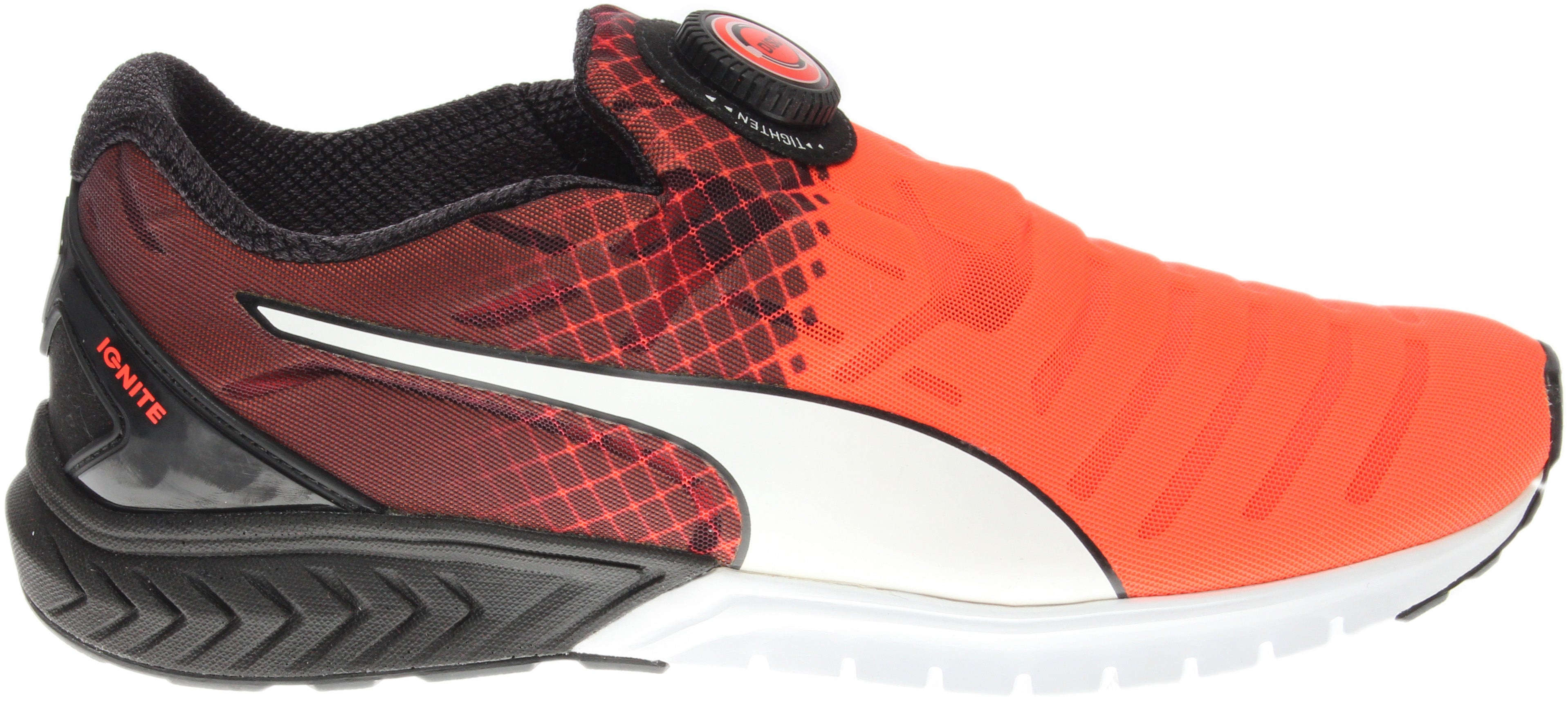 Puma Ignite Dual Disc Orange - Mens  - Size