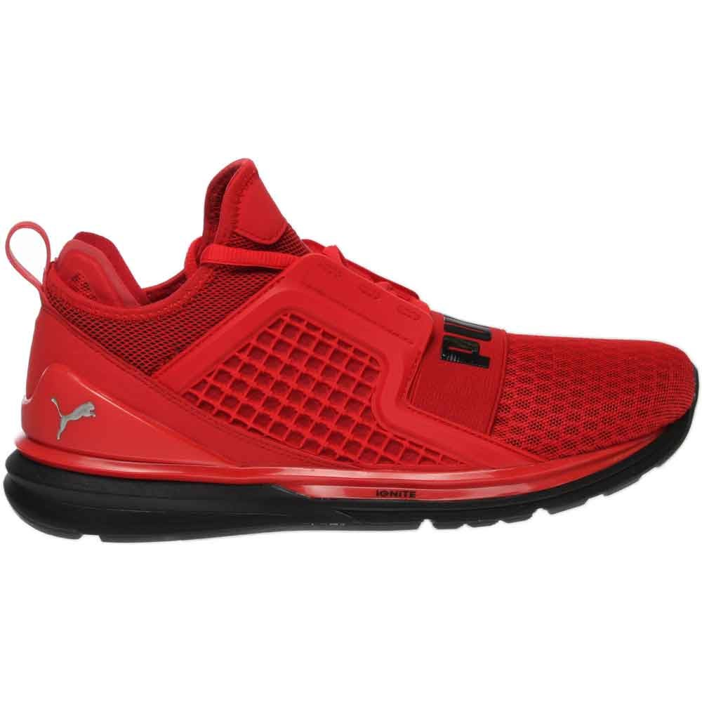 Puma IGNITE LIMITLESS Red - Mens  - Size 9