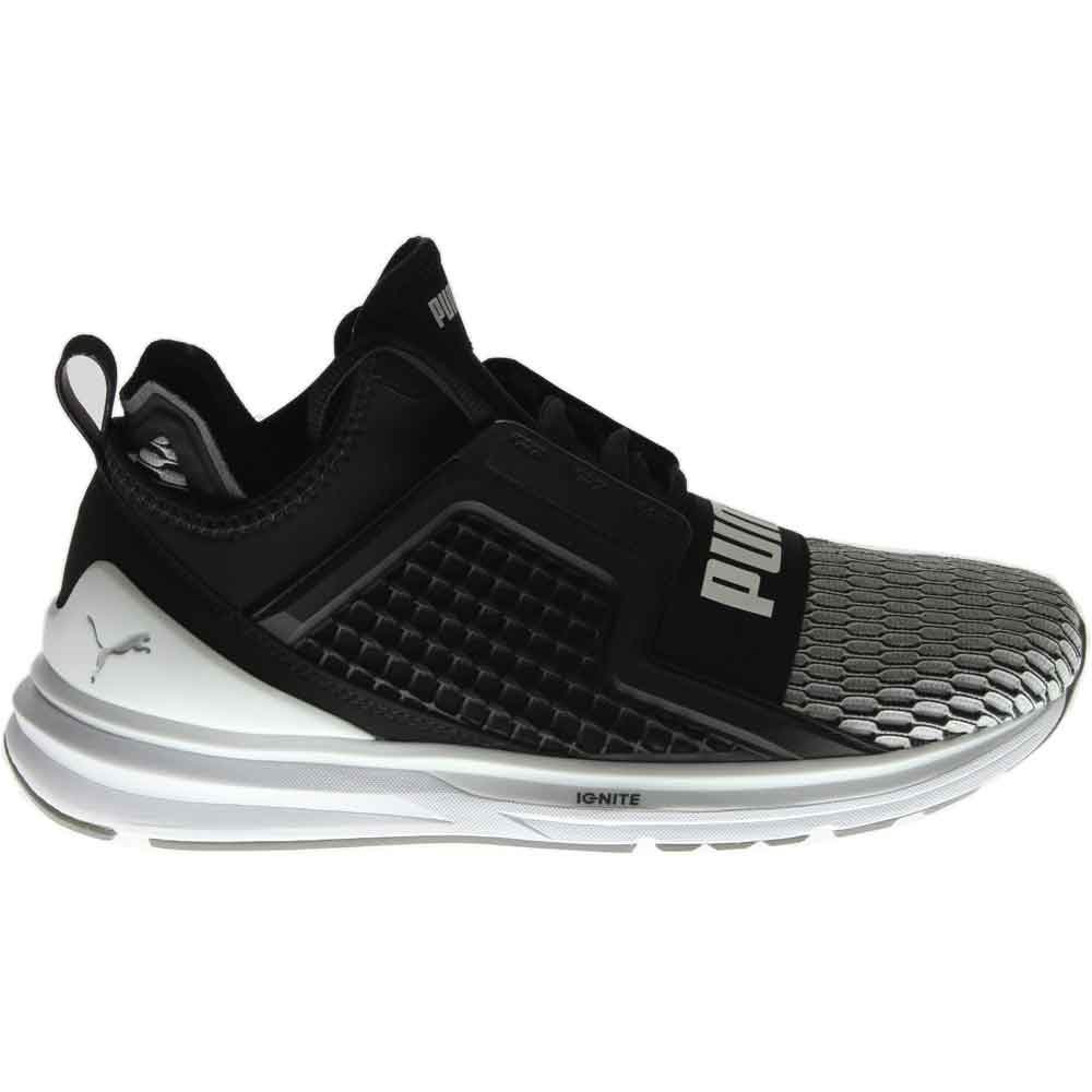 Puma Ignite Limitless Colorblock Black - Mens  - Size 11.5