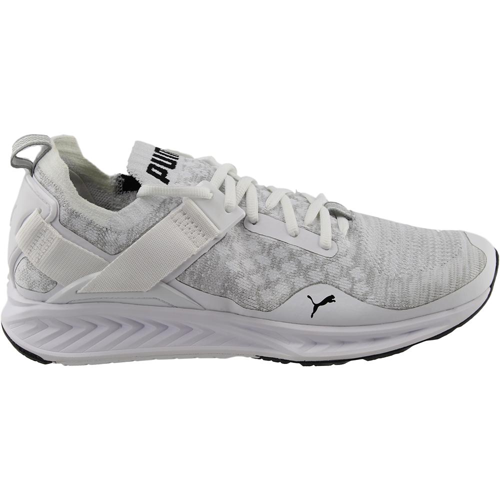 Puma IGNITE EVOKNIT LO White - Mens  - Size 10.5