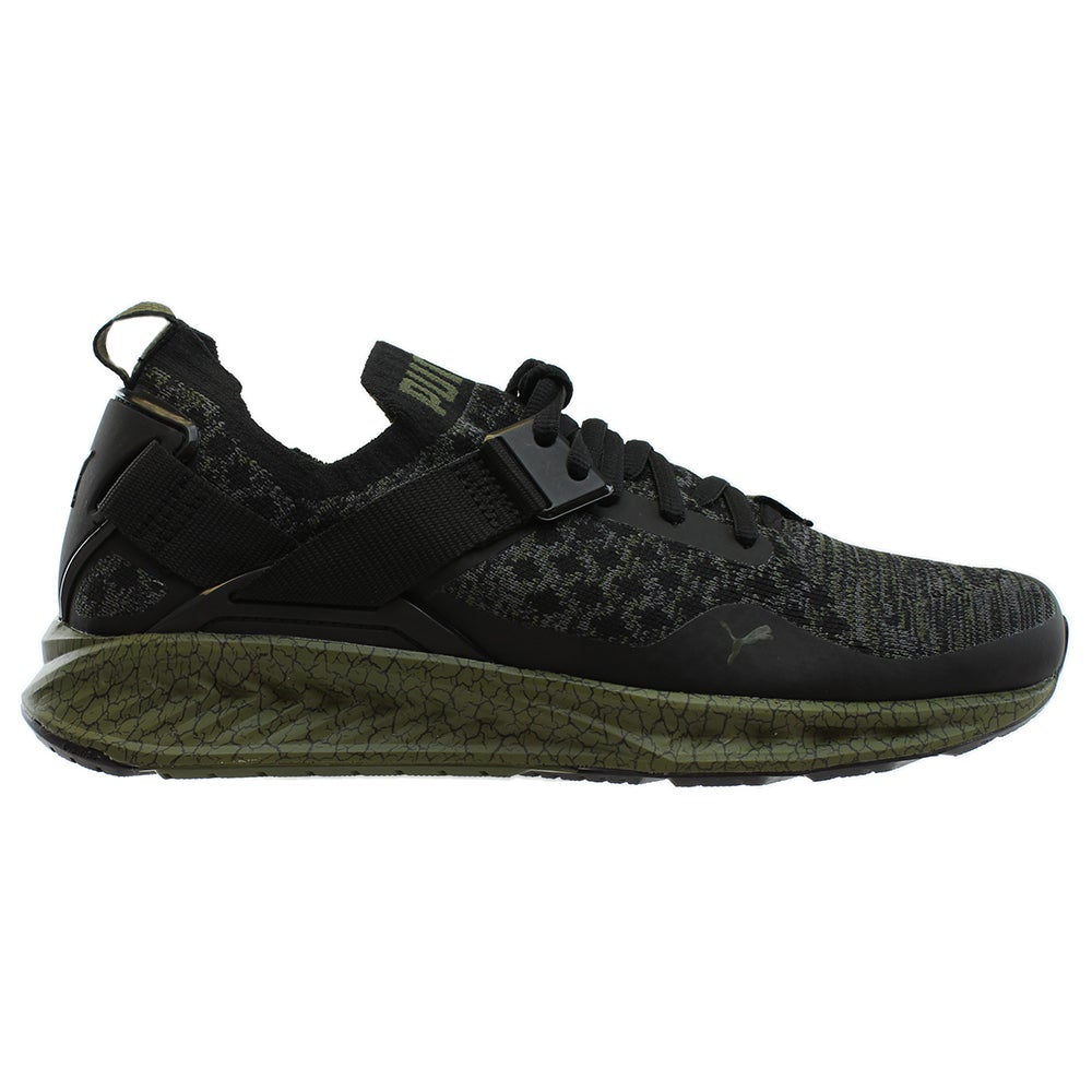 Details about Puma Ignite Evoknit Low Hypernature Sneakers - Black - Mens 2b70f6d6b
