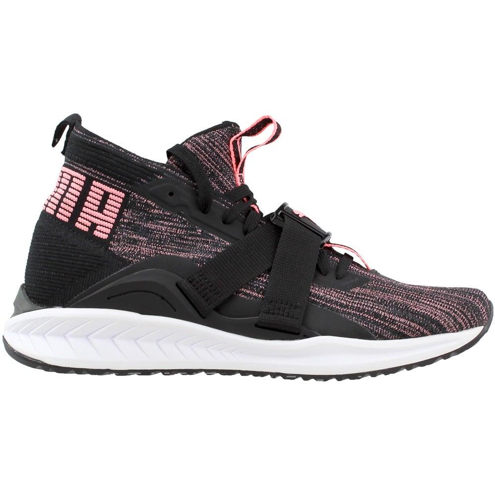 bb1e22f5958 Details about Puma Ignite Evoknit 2 Sneakers - Black - Womens