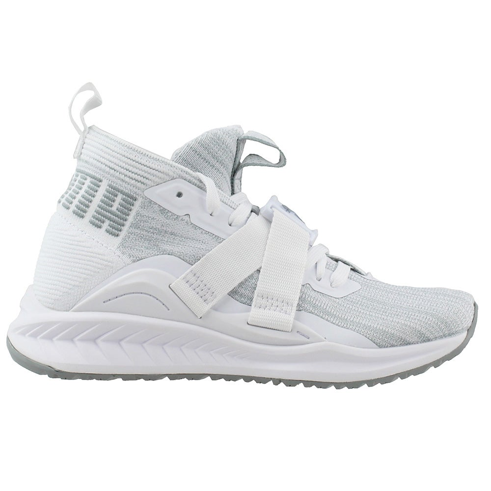 534b7bc062d1 Details about Puma Ignite Evoknit 2 Sneakers - Grey - Womens