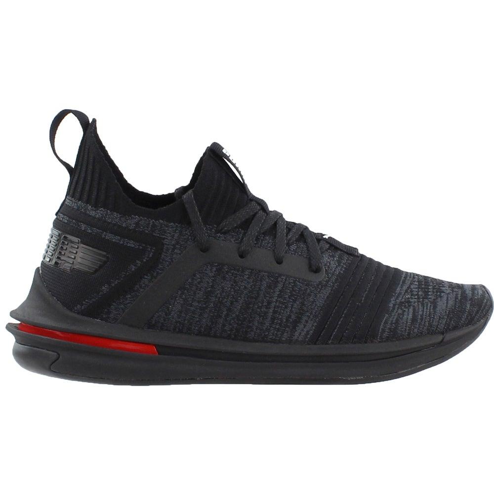 Details about Puma Ignite Limitless SR Evoknit Sneakers - Black - Mens dfe853f0f